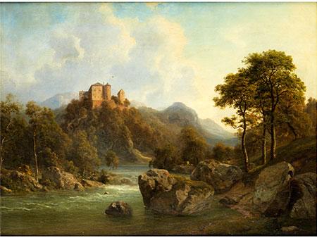Georg Emil Libert,  1820 Kopenhagen - 1908