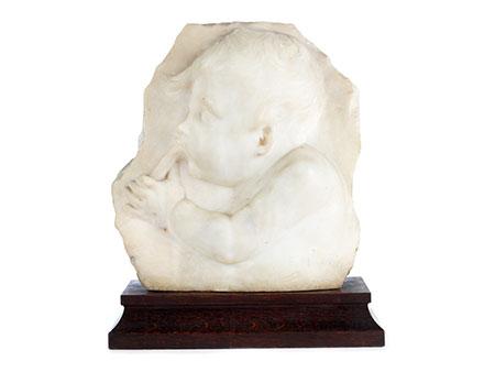 F. Flaming, Bildhauer des 19. Jahrhunderts