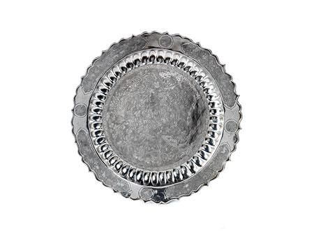 Persischer Silberteller