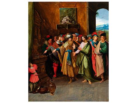 Frans Francken der Jüngere, 1581 Antwerpen - 1642