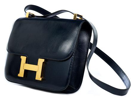 "Hermès Constance 24 cm ""Indigo"""