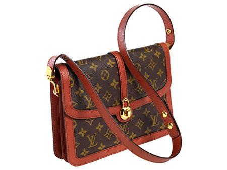 Louis Vuitton Monogram Canvas Raspial Cross Body Bag