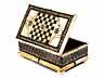 Detail images: Spielschatulle in der Art der Embriachi-Werkstatt