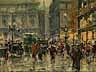 Detail images: Jean Salabet, Maler des 19./ 20. Jahrhunderts