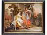 Detail images: Satz von vier Hinterglasbildern