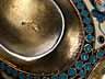 Detail images: Vier Cloisonné-Kovschs