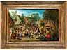 Detail images: † Pieter Brueghel d. J., 1564 Brüssel - 1637 Antwerpen