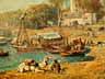 Detail images: Orientalist des 19. Jahrhunderts