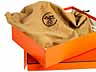 "Detail images: Hermès Constance 24 cm Kroko ""Brun"""