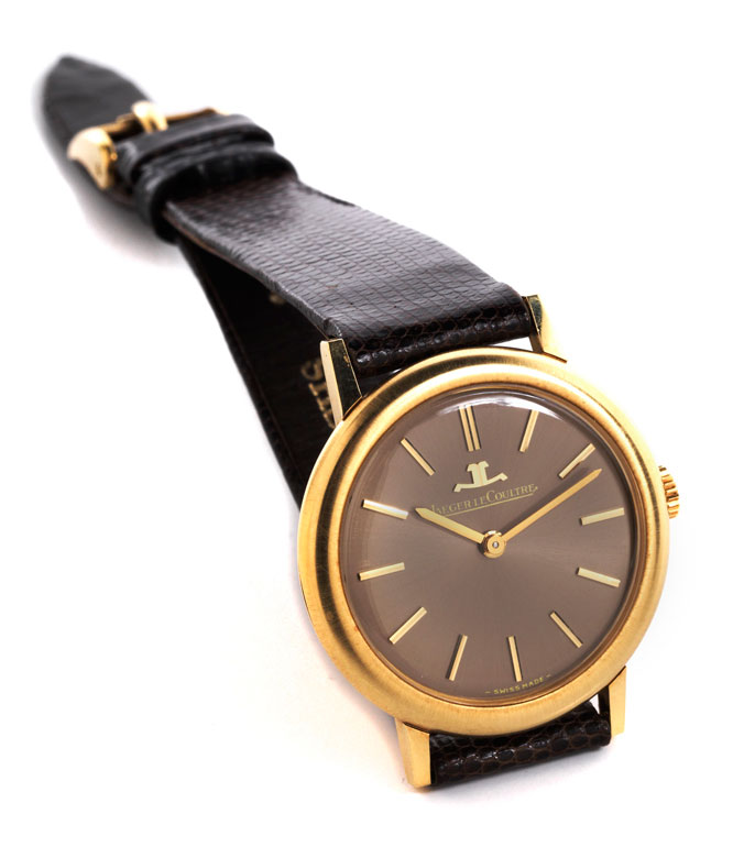 JAEGER-LECOULTRE Damenuhr in Gold