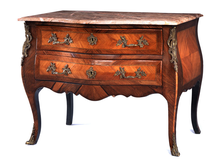 Louis xv kommode hampel fine art auctions for Kommode asia style