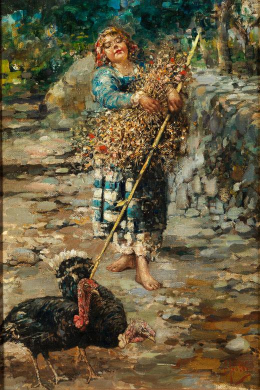 Vincenzo Irolli, 1860 Neapel - 1942, ebenda
