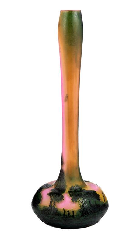Hohe Muller Frères-Vase