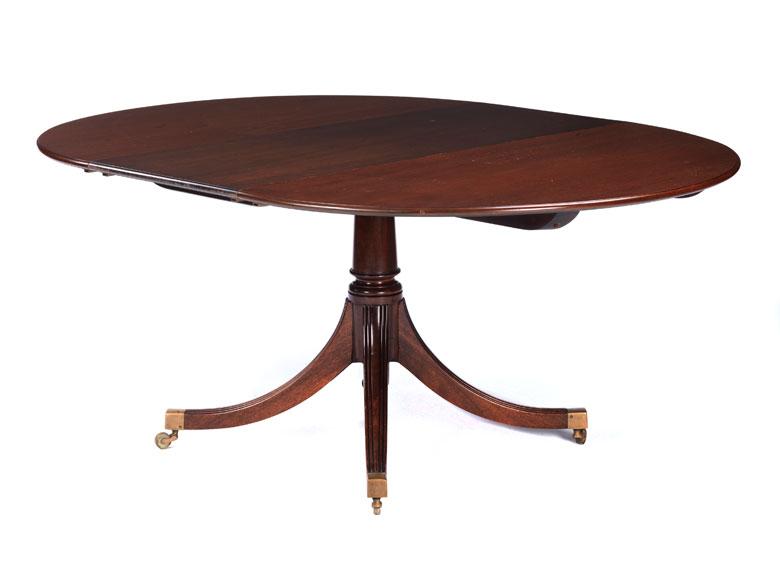 runder esstisch zum ausziehen hampel fine art auctions