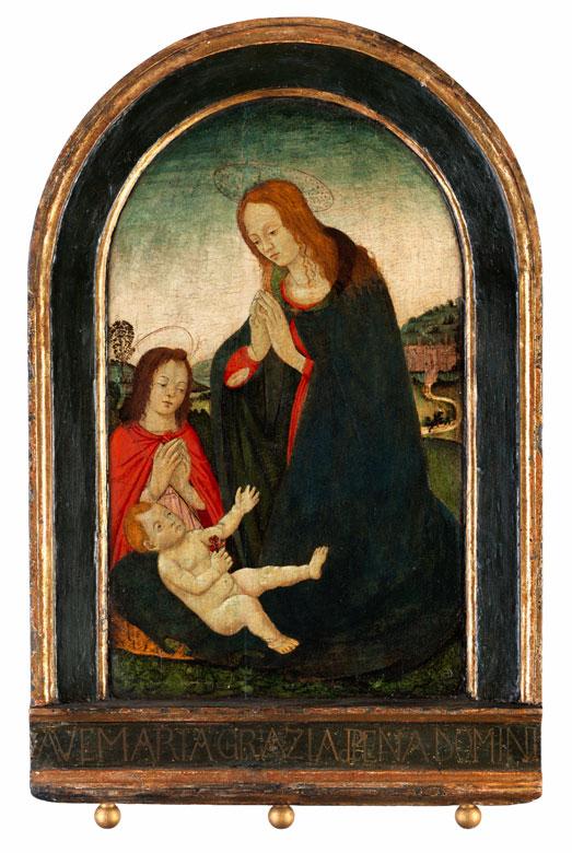 Toskanischer Maler der ersten Hälfte des 16. Jahrhunderts