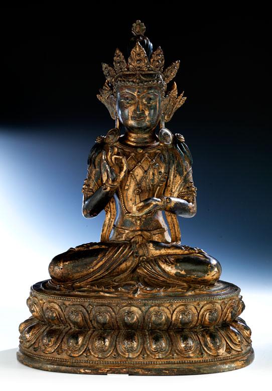 Großer Bodhisattva