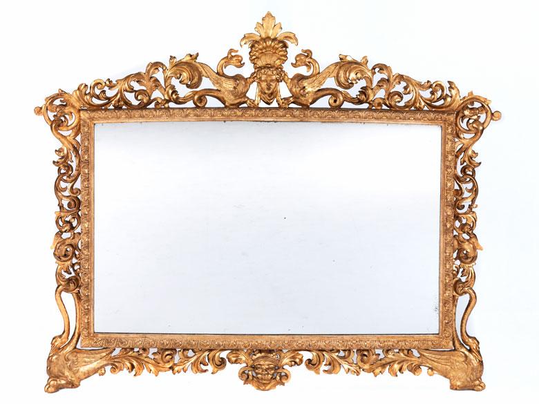 Eleganter Spiegelrahmen