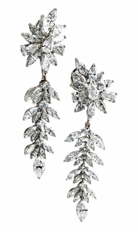 Diamantohrhänger