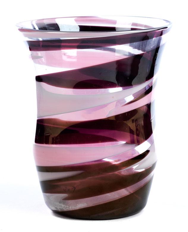 Glasvase von Carlo Scarpa, 1906 - 1978