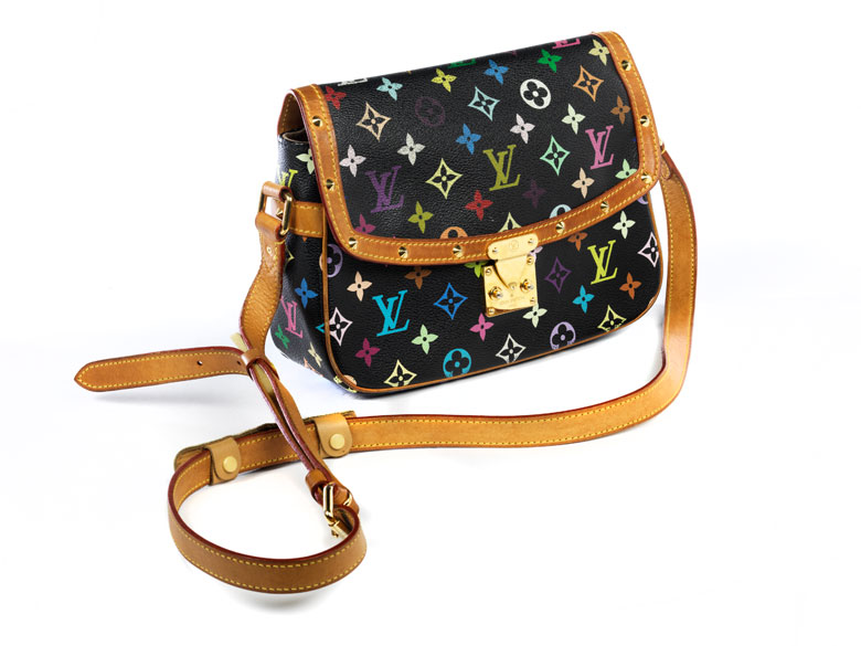 Louis Vuitton Multicolor Sologne Bag