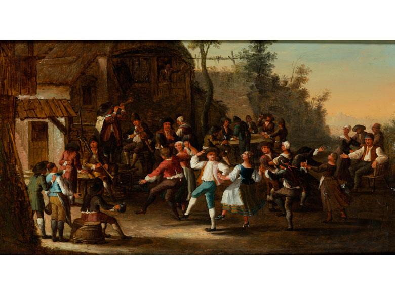 Cornelis Droogsloot, 1630 - 1673, Nachfolge