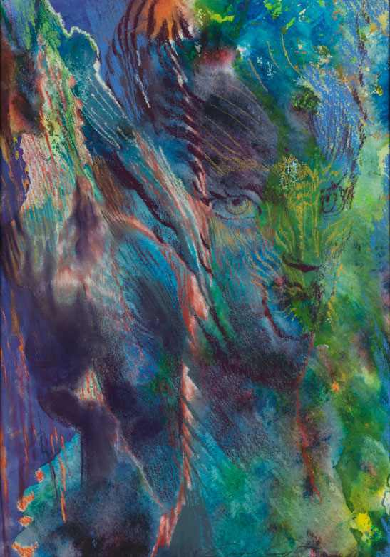 Ernst Fuchs, 1930 Wien – 2015 ebenda