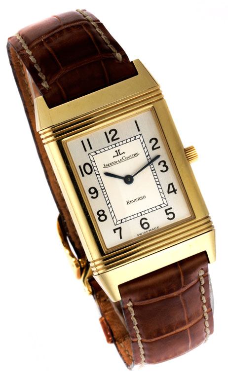 Jaeger LeCoultre Reverso in Gold