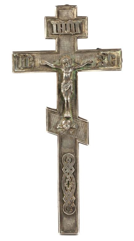 Moskauer Silberkreuz
