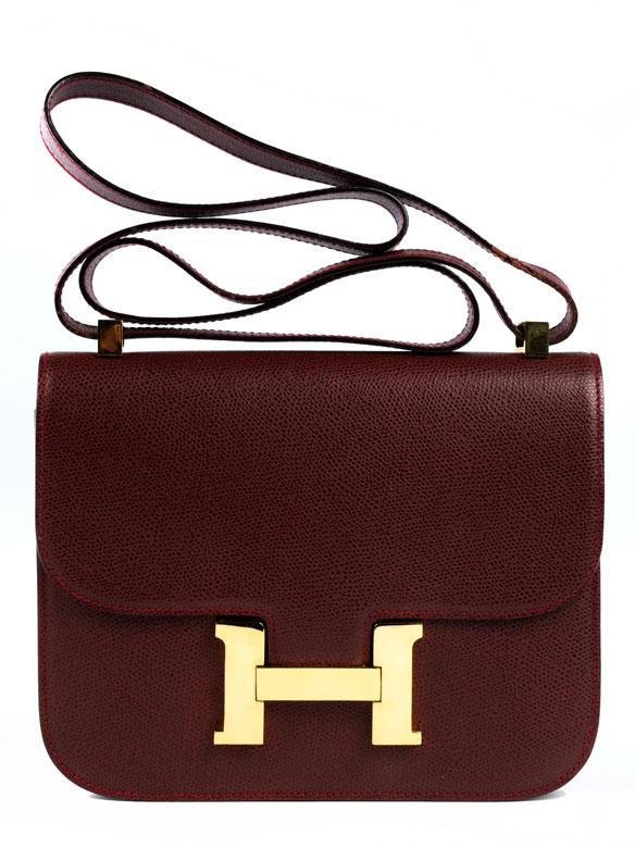 """Hermès Constance 24 cm """"Marron"""""""