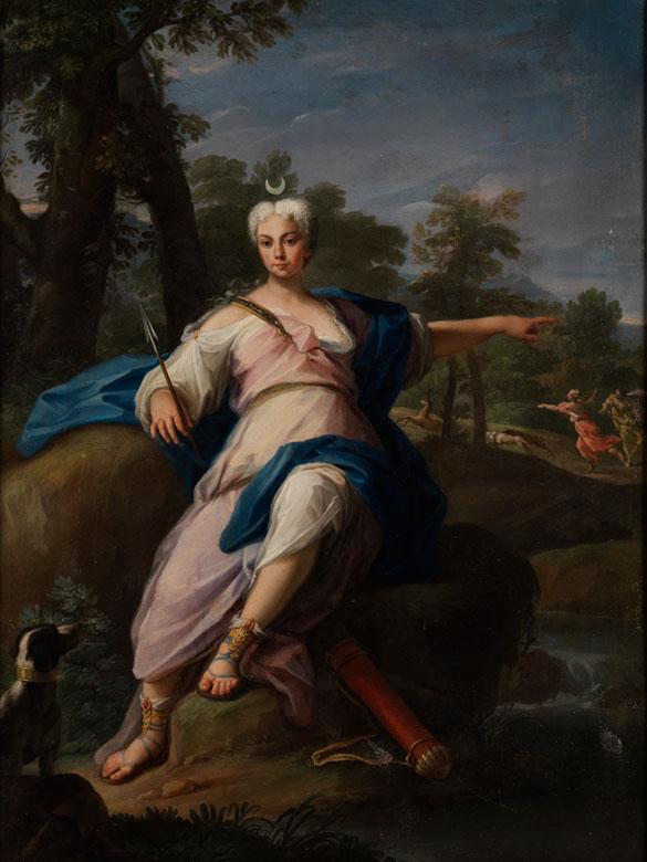 Jacopo Amigoni, 1682 Neapel - 1752 Madrid,