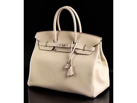"""Hermès Birkin Bag 35 cm """"Craie"""""""