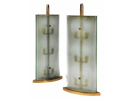 Paar Gio Ponti-Lampen