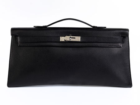 Hermès Clutch Kelly Noir
