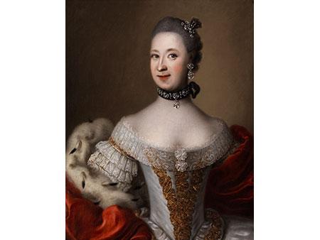 Esther Denner, um 1710 - um 1760