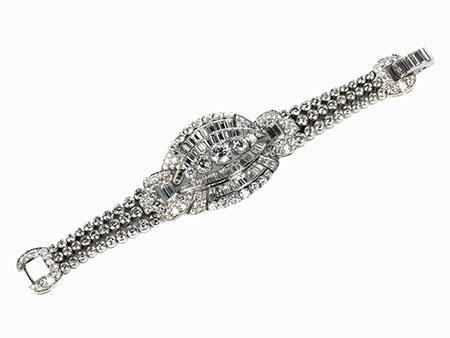 Diamantarmband