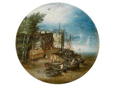 Jan Brueghel d. J., 1601 Antwerpen - 1678 ebenda