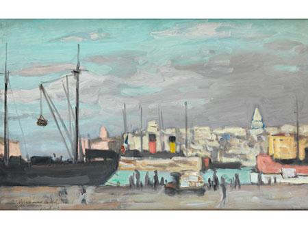 Albert André, 1869 Lyon - 1954