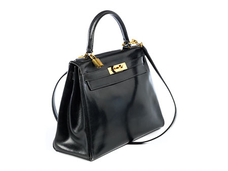 "Hermès Kelly Bag 28 cm ""Noir"""