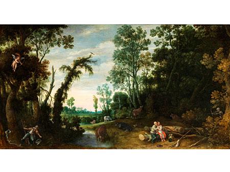 Sebastian Vrancx, 1573 Antwerpen - 1647