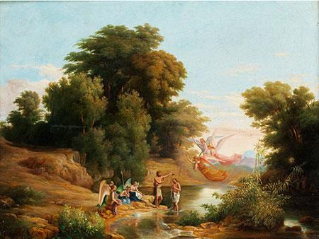 Marko, Maler der ersten Hälfte des 19. Jahrhunderts