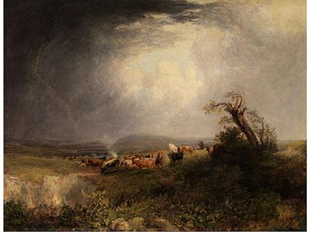 Englischer Maler des 19. Jahrhunderts in der Stilnachfolge von Thomas Barker of Bath, 1769 - 1847