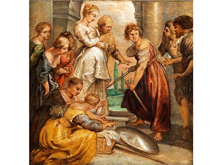 Peter Paul Rubens, 1577 Siegen - 1640 Antwerpen, Werkstatt