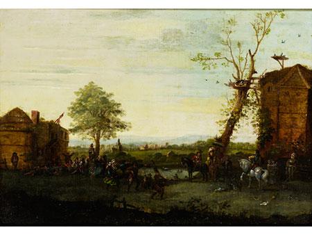 Joost Cornelisz Droogsloot,  jedoch nach neuerer Erkenntnis wohl etwas später, 1586 - 1666, ehemals zug.