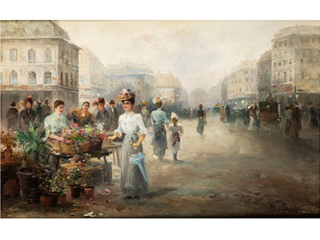 Emil Barbarini, 1855 Wien - 1933 ebenda