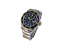 ROLEX Submariner in Stahl/ Gold