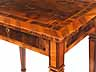 Detail images: Kleiner Louis XVI-Tisch