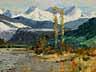 Detailabbildung: Brendel, russischer Künstler des 20. Jahrhunderts
