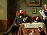 Detailabbildung: Charles Meer Webb, 1830 - 1895, und August Wille, 1829 - 1887