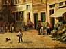 Detail images: Adrianus Eversen, 1818 Amsterdam - 1897 Delft