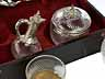 Detail images:  Französisches Silber Reiseservice
